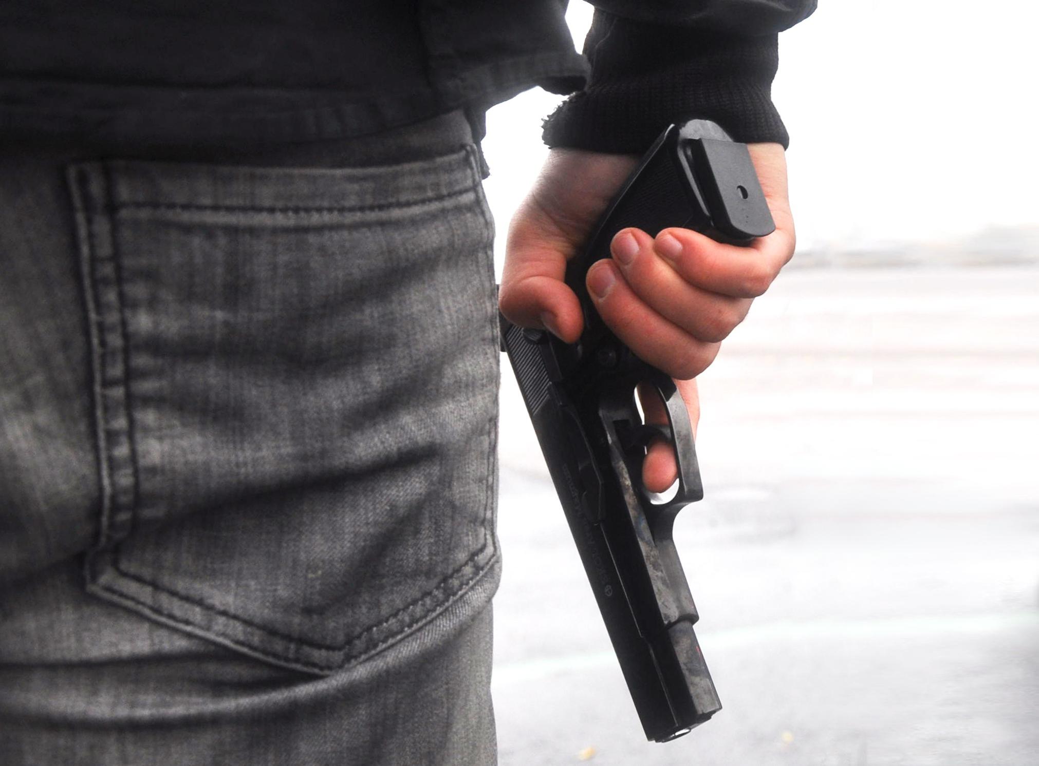 Resultado de imagem para posse de arma de fogo