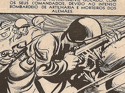 Série Heróis Esquecidos â�� Sg Ivo Limoeiro