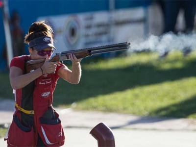 Tiro esportivo nas Olimpíadas Rio 2016