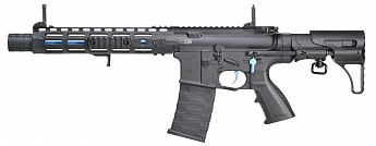 RIFLE APS AEG ASR M4 ASR122 BLACK 6. MM