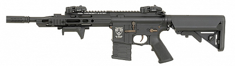 RIFLE APS AEG ASR M4 ASR111 BLACK 6.0 MM