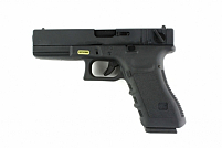 PISTOLA AIRSOFT WE BK 18 CANO DUPLO 6 MM