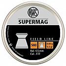 CHUMBINHO RWS SUPERMAG FIELD LINE 4.5MM 500 UNID