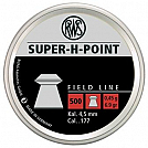CHUMBINHO RWS SUPER-H-POINT FIELD LINE 4.5MM 500 UNID