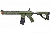 RIFLE AIRSOFT G&G AEG GC16 PREDATOR HUNTER GREEN METAL