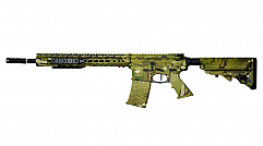 RIFLE APS AEG ASR 115 KEYMODE SPYDER MULTICAM 6.0MM