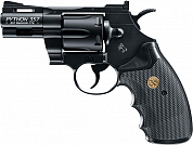 REVÓLVER DE CO2 COLT PYTHON BLACK NG 4.5 MM 2.5