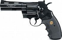 REVÓLVER DE CO2 COLT PYTHON BLACK NG 4.5 MM 4\