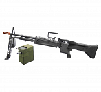 RIFLE AIRSOFT A&E M60 FULL METAL 6 MM