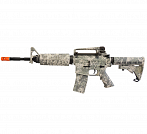 RIFLE AIRSOFT M4A1 NAVY SEALS ACU 6MM