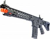RIFLE AIRSOLFT G&G AEG CM16 Predator Polimero Black