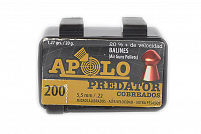 CHUMBINHO APOLO PREDATOR 5.5MM 200 UNID