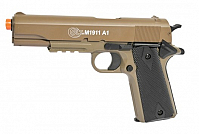 PISTOLA AIRSOFT COLT M 1911 A1 DARK EARTH