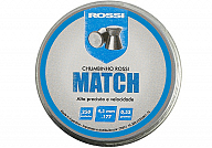 CHUMBINHO ROSSI MATCH 4,5MM 250 UNID