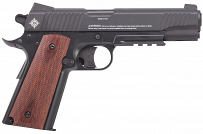 PISTOLA CROSMAN 1911 FULL AUTO CO2 4.5MM