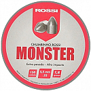 CHUMBINHO ROSSI MONSTER 5.5MM 150 UNID