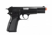 PISTOLA AIRSOFT CO2 BROWNING HI POWER MARK III 6MM