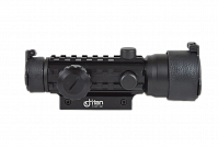 RED DOT TITAN TACTICAL 2X42