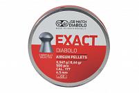 CHUMBINHO JSB EXACT DIABOLO 4.5MM 500 UNID