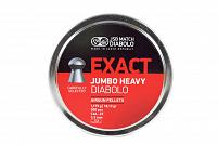 CHUMBINHO JSB EXACT JUMBO HEAVY 5.5MM 500 UNI