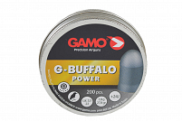 CHUMBINHO GAMO G-BUFFALO POWER 5.5MM 200 UNID