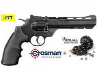 REVOLVER CROSMAN VIGILANTE CO2 4.5