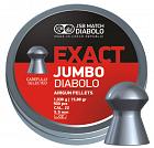 CHUMBINHO JSB EXACT JUMBO 5.5MM 500 UNID