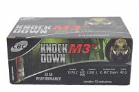 MUNIÇÃO KNOCK DOWN M3