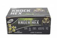 MUNIÇÃO KNOCK HEX 23G