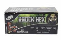 MUNIÇÃO KNOCK HEX 32G
