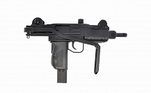 MINI RIFLE AIRSOFT CO2 UZI KWC KCB-07HN/BB AUTO HALF METAL