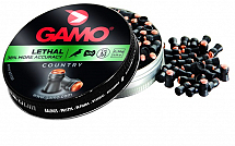 CHUMBINHO GAMO LETHAL 4.5MM 100 UNID