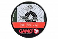CHUMBINHO GAMO MATCH DIABOLO 5.5MM 250 UNID