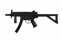 SUBMETRALHADORA DE CO2 HECKLER & KOCH MP5 SILVER STORM 4.5MM