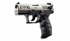 PISTOLA WALTHER P22Q NICKEL .22 LR