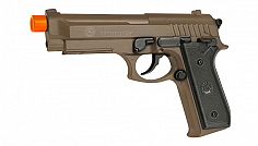 PISTOLA AIRSOFT TAURUS PT92 TAN 6MM