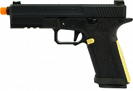 PISTOLA EMG/SALIENT ARMS INTERNATIONAL GBB BLU ALUMINIUM 6.0MM BB