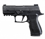 PISTOLA SIG SAUER P320 COMPACT NITRON MIRA CONTRAST 9MM