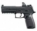 PISTOLA SIG SAUER P320 RX FULL SIZE 9MM