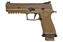 PISTOLA SIG SAUER P320 X-FIVE COYOTE 9MM
