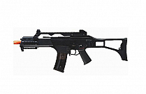 RIFLE AIRSOFT AEG G36C PRETO 6MM