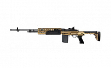 RIFLE AIRSOFT AEG GR14 EBR LONG BRONZE