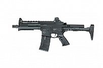 RIFLE AIRSOFT AEG ICS CXP-08 EBB BLK