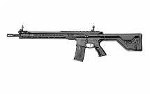 RIFLE AIRSOFT AEG ICS CXP MARS DMR BLK
