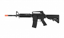 RIFLE AIRSOFT AEG WE M4 RIS BLACK SKU