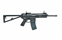 RIFLE AIRSOFT AEG WE PDW 10 BK
