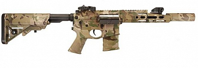 RIFLE APS AEG ASR112 GUARDIAN COMBAT STYLE MULTICAM 6.00 MM