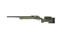 RIFLE AIRSOFT VFC SNIPER M40A3 SPRING MCMILLAN OD