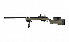 RIFLE AIRSOFT VFC SNIPER M40A5 GAS MCMILLAN OD ASIA SUPER DX