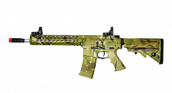RIFLE APS AEG ASR114 KEYMOD SPYDER STYLE  MULTICAM 6.0MM